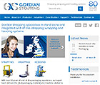 Gordian Strapping site go-live
