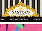 Santoro London e-commerces site go-live